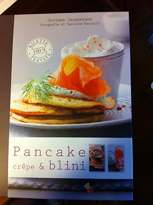 Pancake crepe & blini