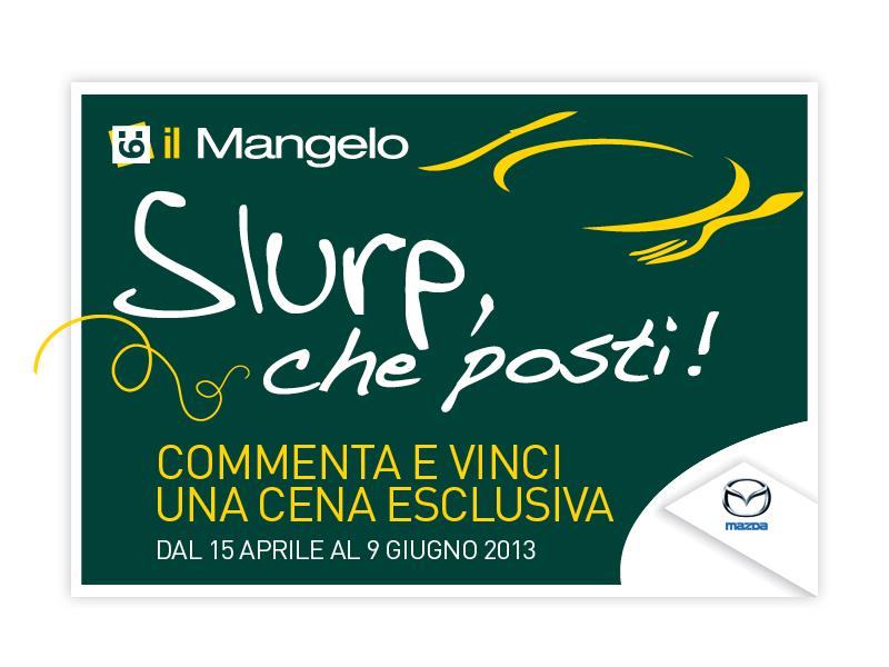 Contest: SLURP CHE POSTI!