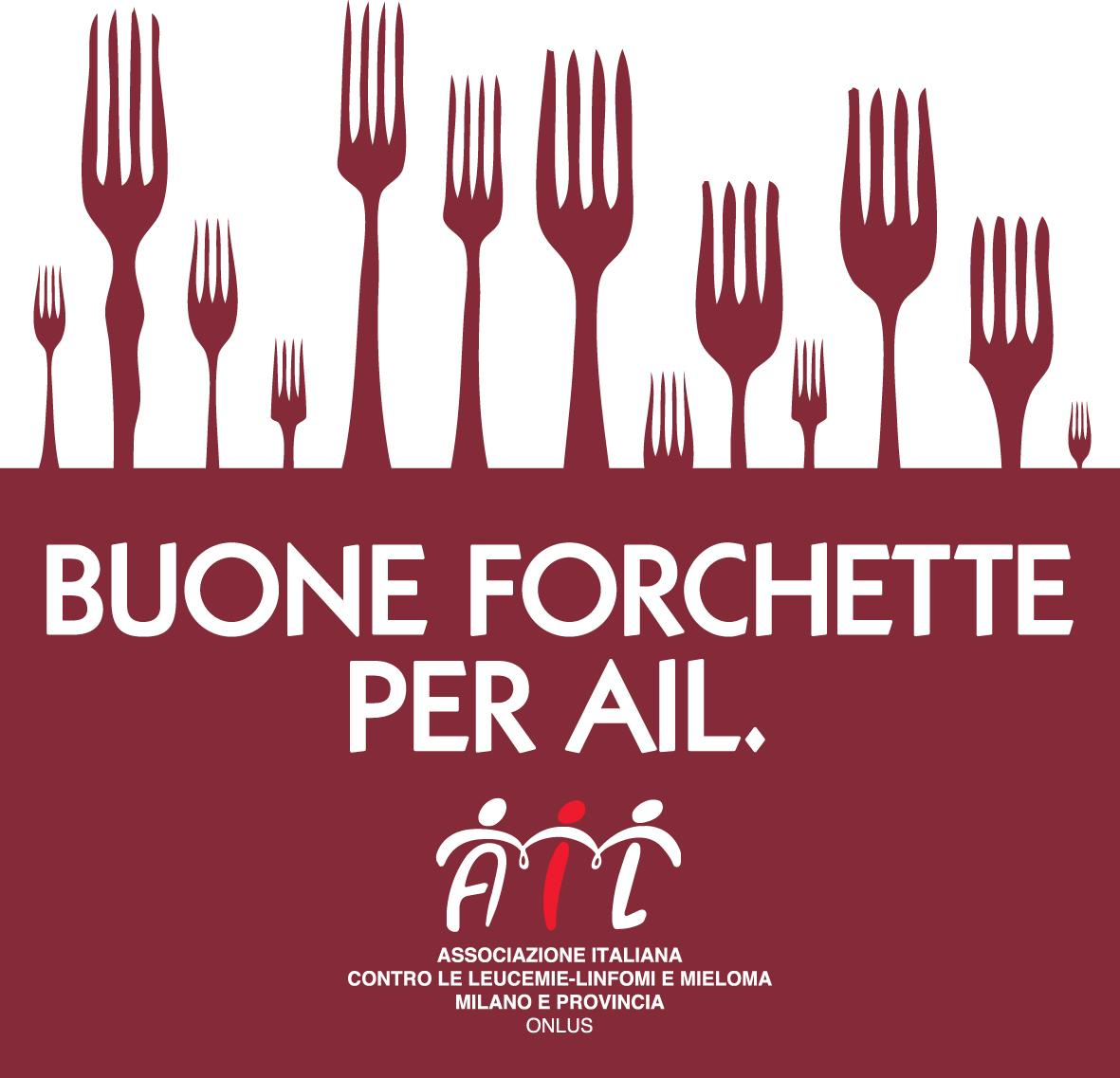 Buone forchette per AIL