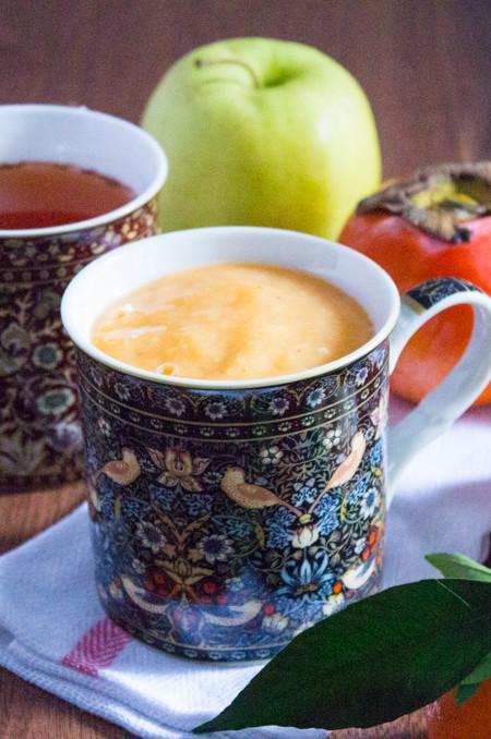 Smoothie tea vitamin ricetta