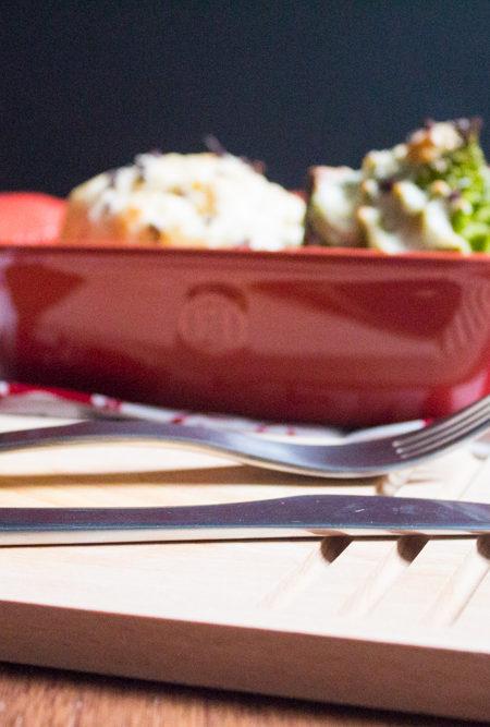 Mini cavoli gratinati vegani ricetta