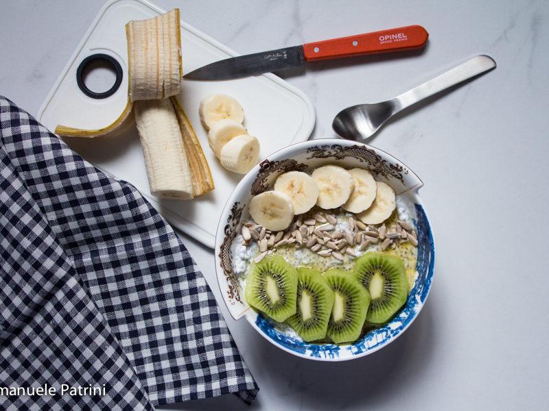 Healthy bowl ricetta