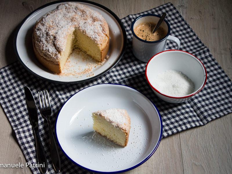 Molleux cocco e vaniglia (torta) ricetta