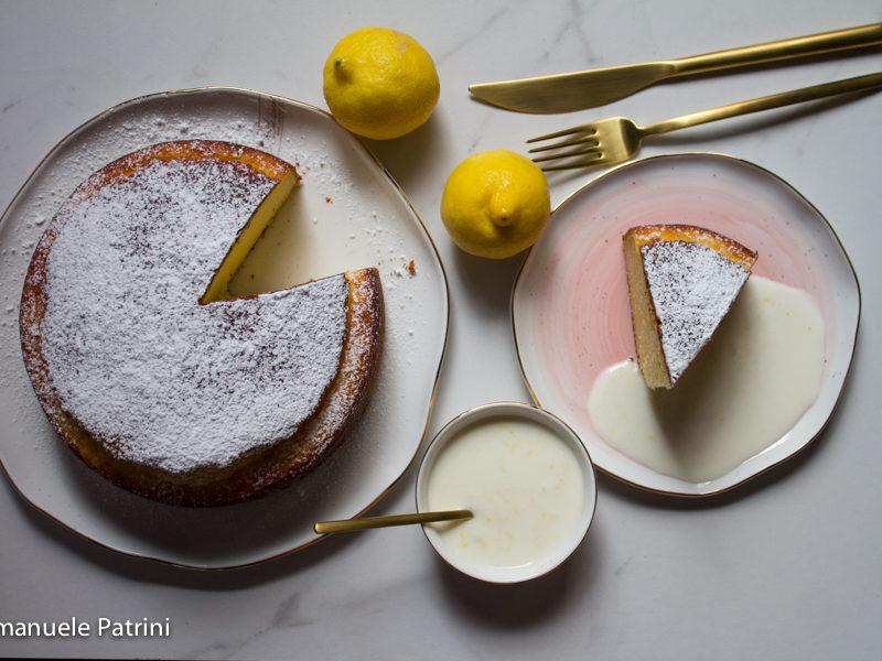 Torta ricotta e limoni ricetta