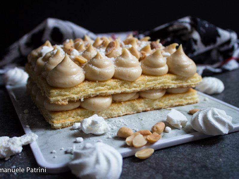 Peanuts butter cake ricetta
