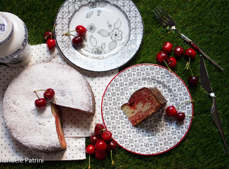 Red zebra cake ricetta